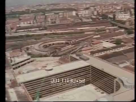 La fabbrica Fiat del Lingotto - una scheda visiva \ 1983 \ ita