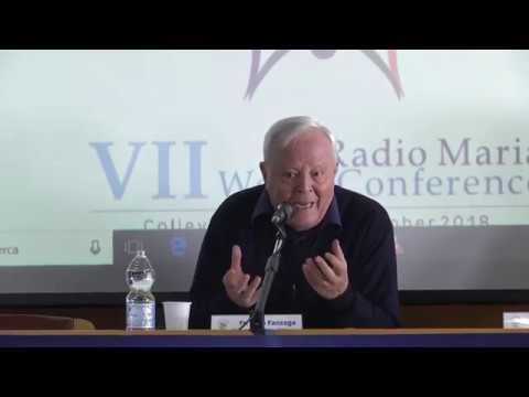 P. Livio Fanzaga - VII° Convegno mondiale di Radio Maria 13 Ottobre 2018