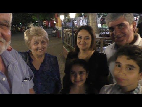 Depi Dalma Garden Mol, Handipum,Yerevan, 04.07.19, Th, Video-2.