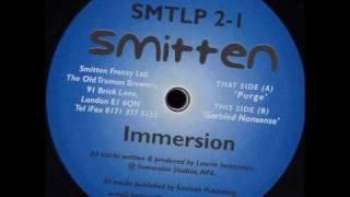 Smitten LP 2 - Immersion - Purge