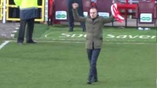 Post Match - Swindon Town F.C. vs Portsmouth F.C. 01.01.13