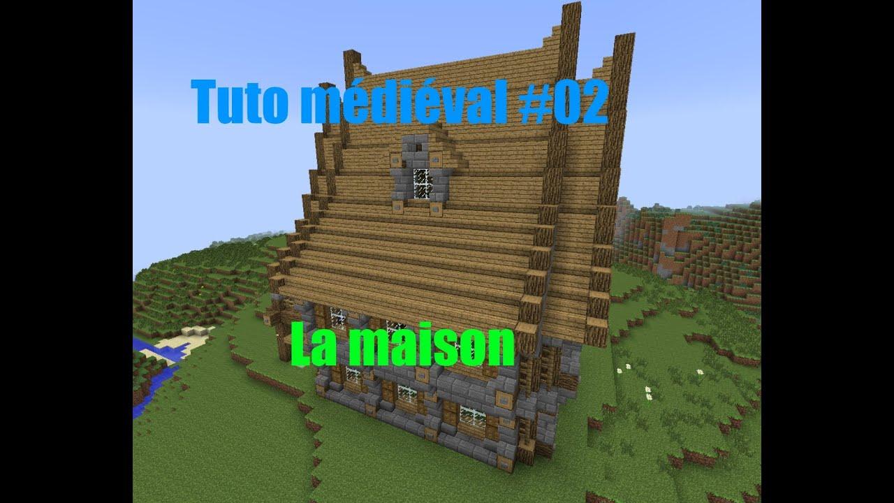 Minecraft Construire Un Village Médiéval De A à Z 11 La