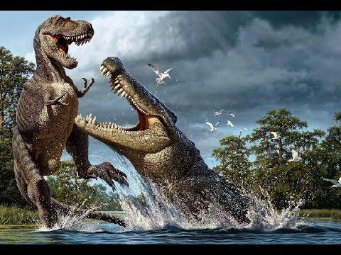 крокодил самый большой в мире фото