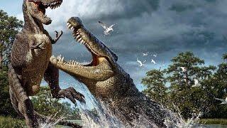 Саркозух !!! Самый большой крокодил в мире !!!