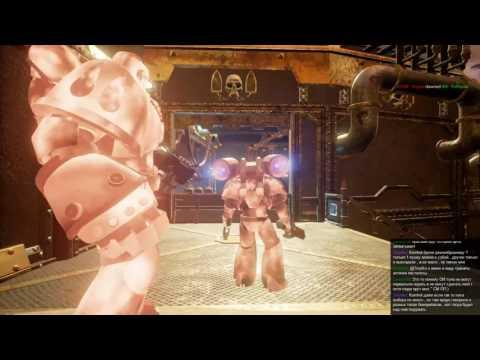 Warhammer 40,000 : Ground Assault with Power Fist 50 kills.