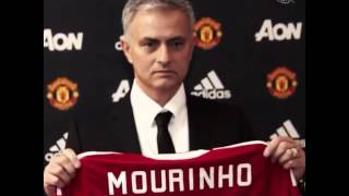 رسمياً مورينهو مدرباً لمانشستر يونايتد !