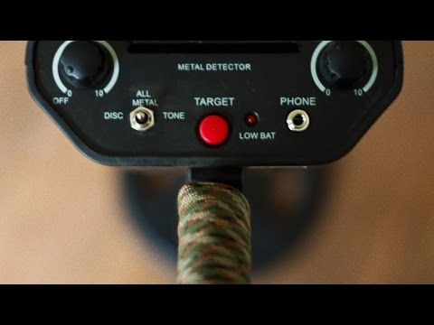 GC 1023 Metal Detector - Wolf in Sheep's Clothing