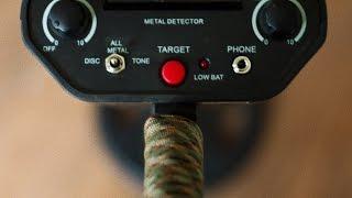 GC 1023 Metal Detector - Wolf in Sheep