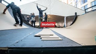 How To Build A Mini Ramp With Danny Way
