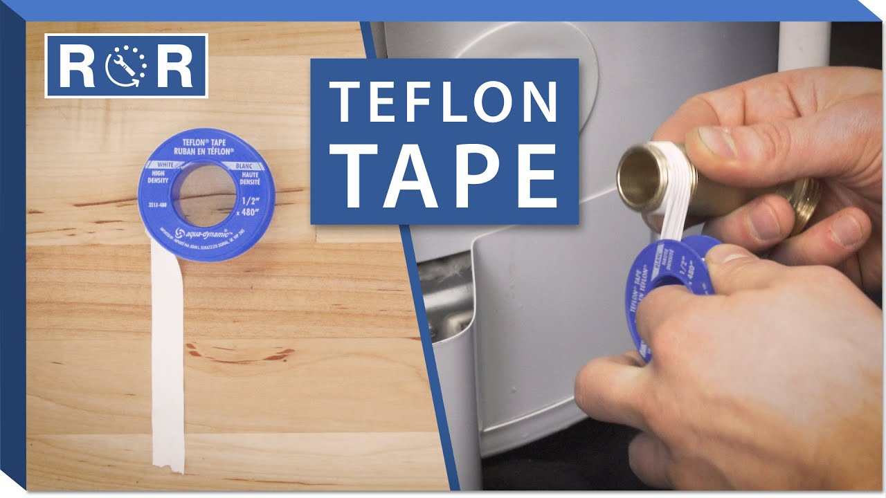 The Complete Guide To Teflon Tape