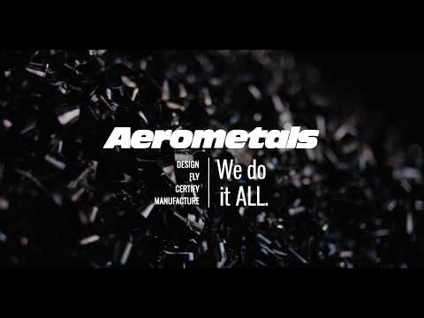 Aerometals Aerospace Does it All!