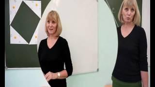 Видеоурок по теме Теорема Пифагора  СШ 111