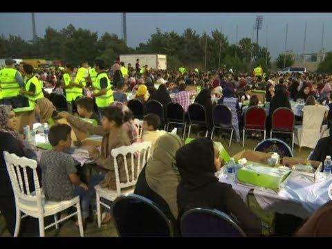 أيتام الأردن يستمتعون بأجواء إيجابية حول مأدبة رمضانية  - نشر قبل 2 ساعة