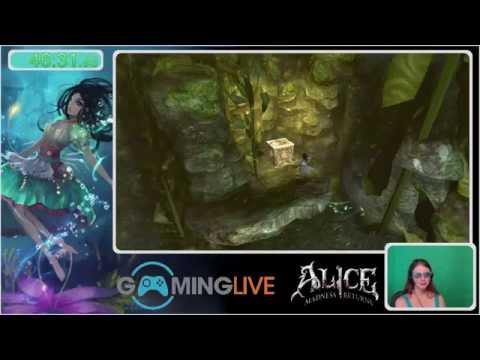 Alice Madness Returns Any% - Samedi 13 Décembre 2014 - Gaming Live TV2 - Le nouveau PB en live !