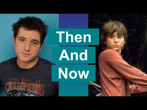 Jurassic Park III Then and Now 2018