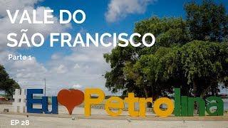 ATRAVESSANDO A PONTE PRESIDENTE DUTRA E ORLA DE PETROLINA    VALE DO SÃO FRANCISCO 3   28