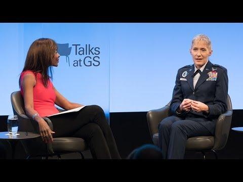 Brig. Gen. Jeannie M. Leavitt: Commander, Air Force Recruiting Service