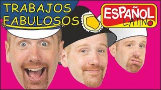 Trabajos Fabulosos | Canciones de Trabajo de Steve and Maggie Español Latino
