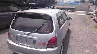 Видео-тест автомобиля Toyota Starlet (серебро, EP91-0351348, 4E-FE, 1998г)