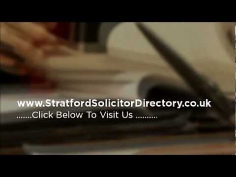 Solicitors Stratford - Easy Guide to the Best Solicitors in Stratford