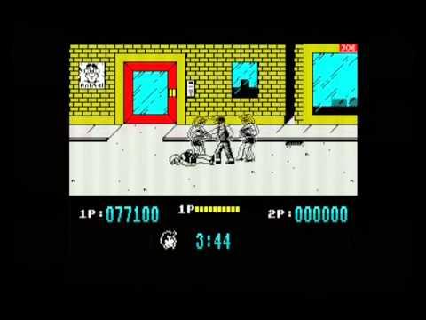 TARGET RENEGADE - 48K (ZX SPECTRUM - FULL GAME)
