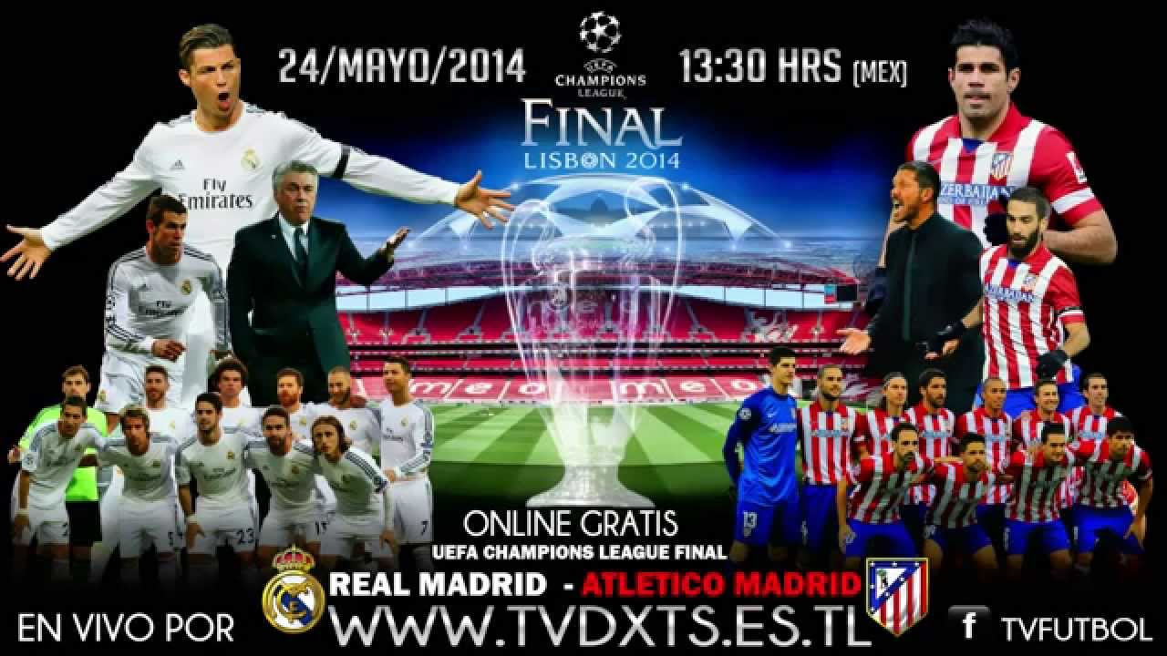 Image Result For Real Madrid Vs Atletico De Madrid En Vivo Online Gratis