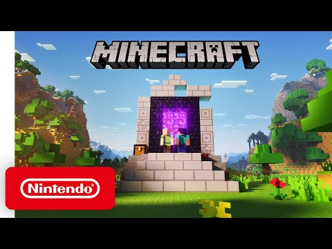 Minecraft: Nether Update Trailer – Nintendo Switch