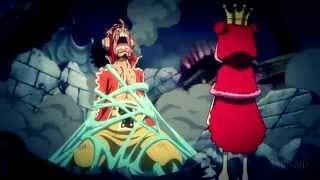 Luffy vs Doflamingo # № 3