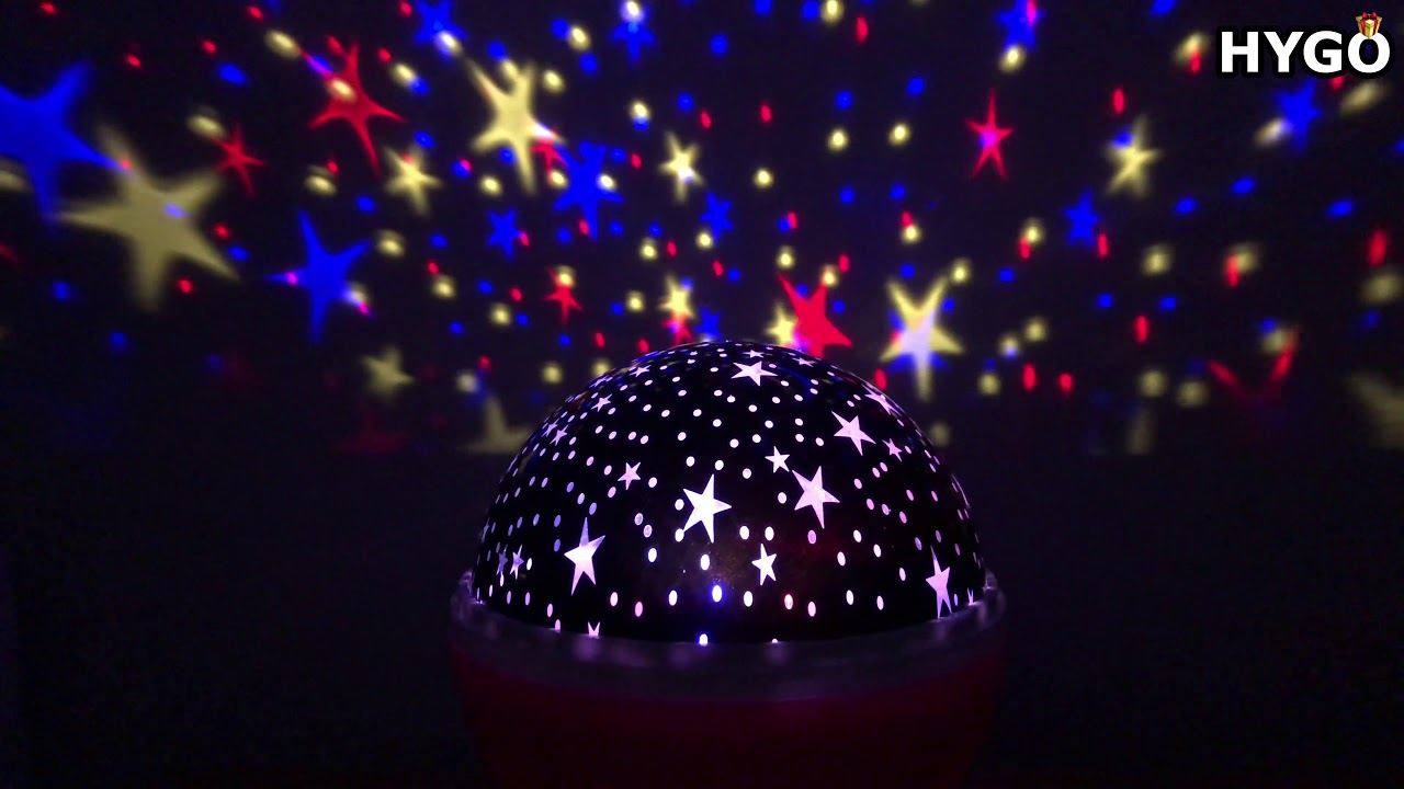 Night Light With Stars On Ceiling Mesmerizing Sky Lamp Puts Stars On Your Ceiling