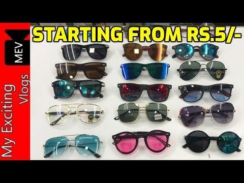 SUNGLASSES STARTING FROM Rs.5/- ( WAYFARER, AVIATOR CATEYE, POLARISED)  BALLIMARAN, DELHI