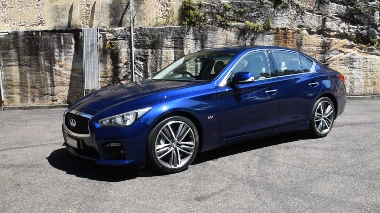 2017 infiniti q50 red sport 3 0tt 298kw review first impressions youtube. Black Bedroom Furniture Sets. Home Design Ideas