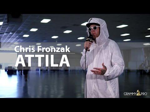 GRAMMY Pro Interview with Chris Fronzak of Attila
