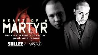 Sullee J featuring Diabolic - Heart of a Martyr [FREE DOWNLOAD]