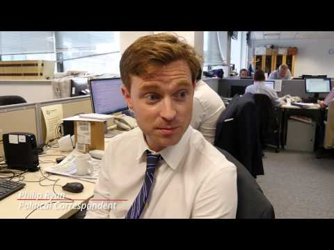 Inside the Irish Independent Newsroom