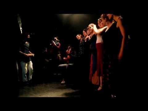 JAM SESSION IMPROMPTUES // Flamenco@Lyon Dance, palmas, guitar, piano, violin, pandeiro