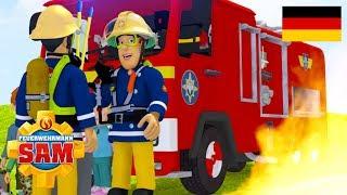 Feuerwehrmann Sam Deutsch Neue Folgen | Steuermann Norman - Zusammenstellung 🚒  Cartoons fur Kinder