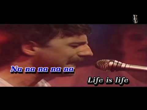 Live is Life - Opus [KARAOKE in Full in HD]