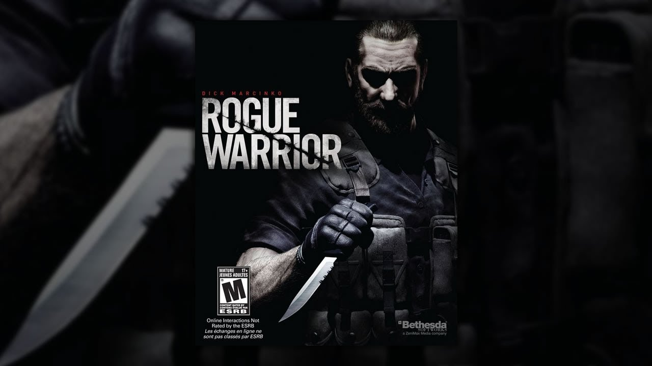 Bad Game Music: Rogue Warrior (360 / PS3 / PC) -