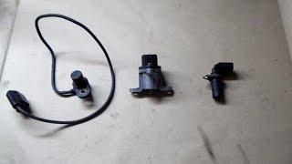 How to Bench Test Cam, Crank, Speed sensor (Hall effect type)