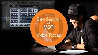 Music Production Workshop with MOTi