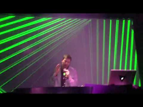 Jamie Lidell - What a Shame (Live)