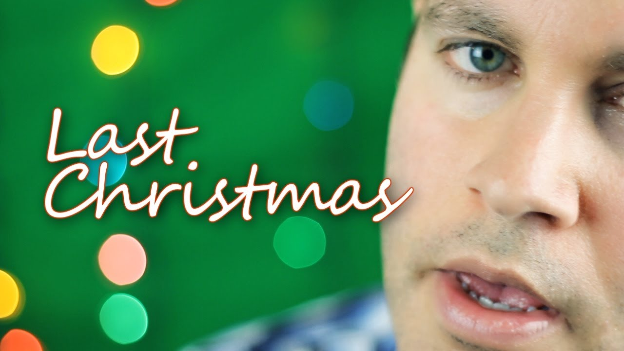 last christmas whamgeorge michael cover chris commisso youtube - Last Christmas Youtube