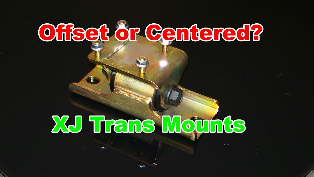 jeep xj transmission mount identification [ 1280 x 720 Pixel ]