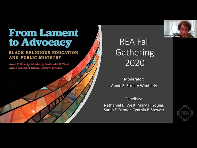 REA2020 From Lament to Advocacy