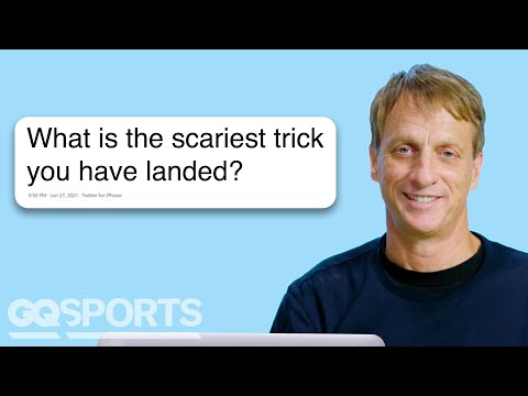 Tony Hawk Goes Undercover on Reddit, Twitter and Instagram | GQ Sports