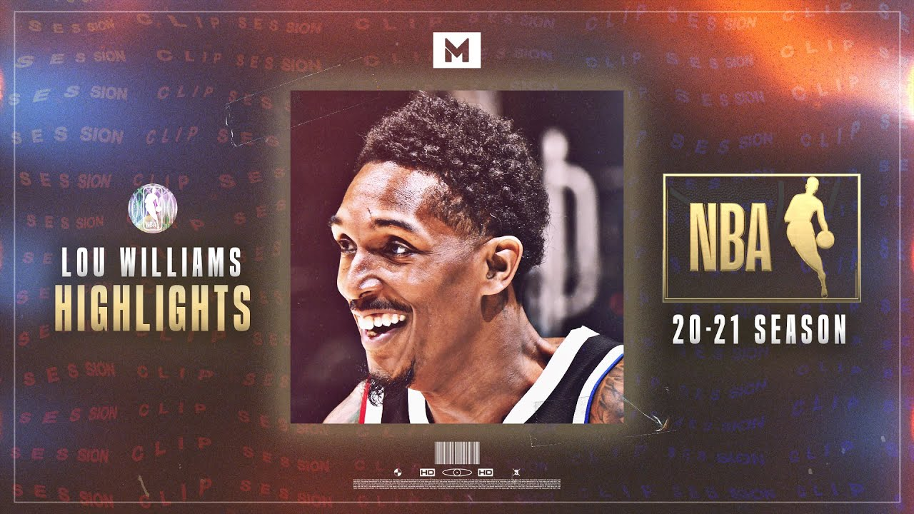 Best Of LOU WILLIAMS! 🍋🌶️ 2021 Season Highlights | CLIP SESSION
