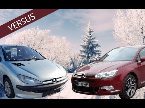 Diesel vs Petrol engine COLD start! Which starts better?