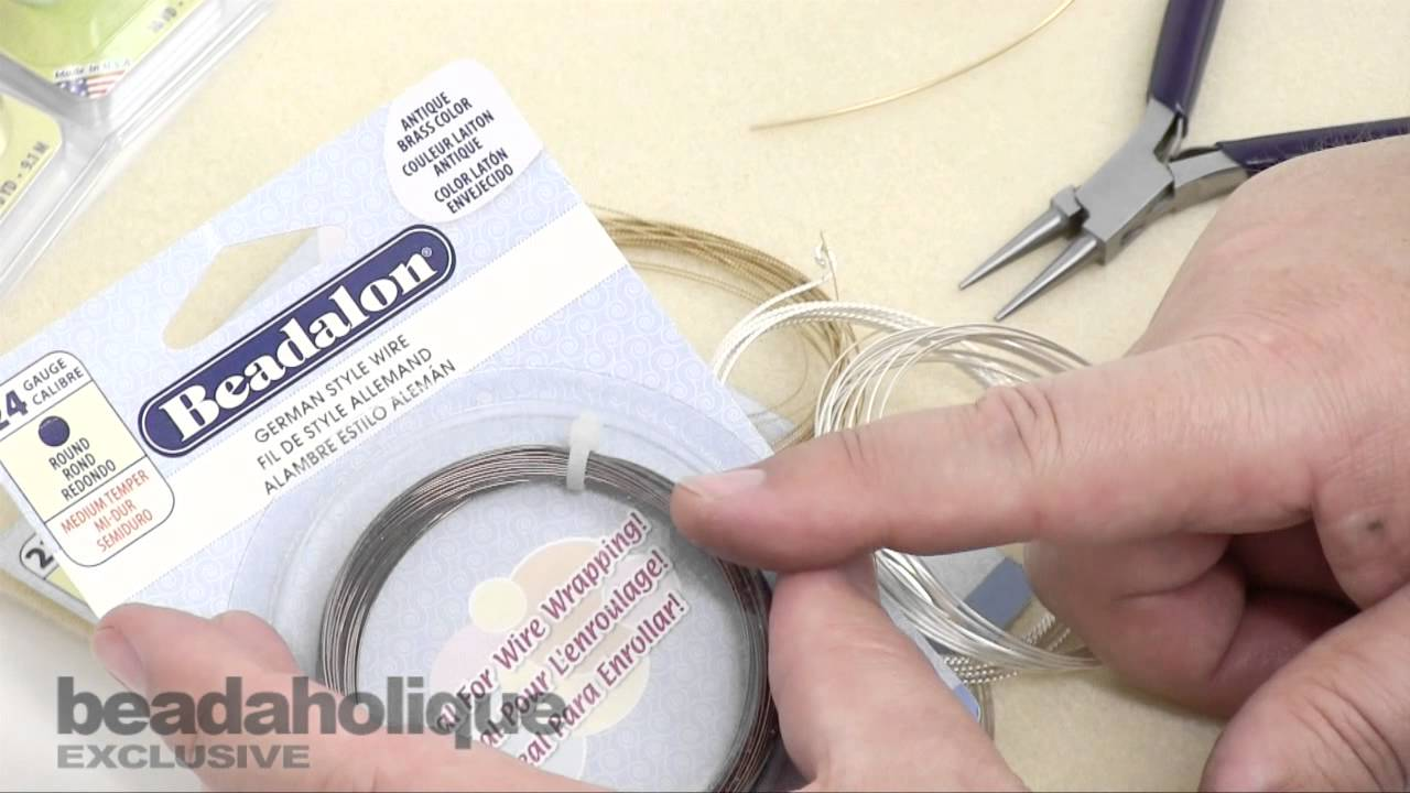 How to Choose Wire for Your Wire Wrapping Project by Wyatt White ...