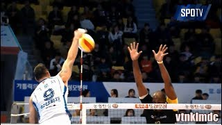 Georgy Grozer ● Volleyball Beast |HD|