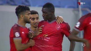 الأهداف | نادي قطر 1 - 2 الدحيل | QNB 19/20